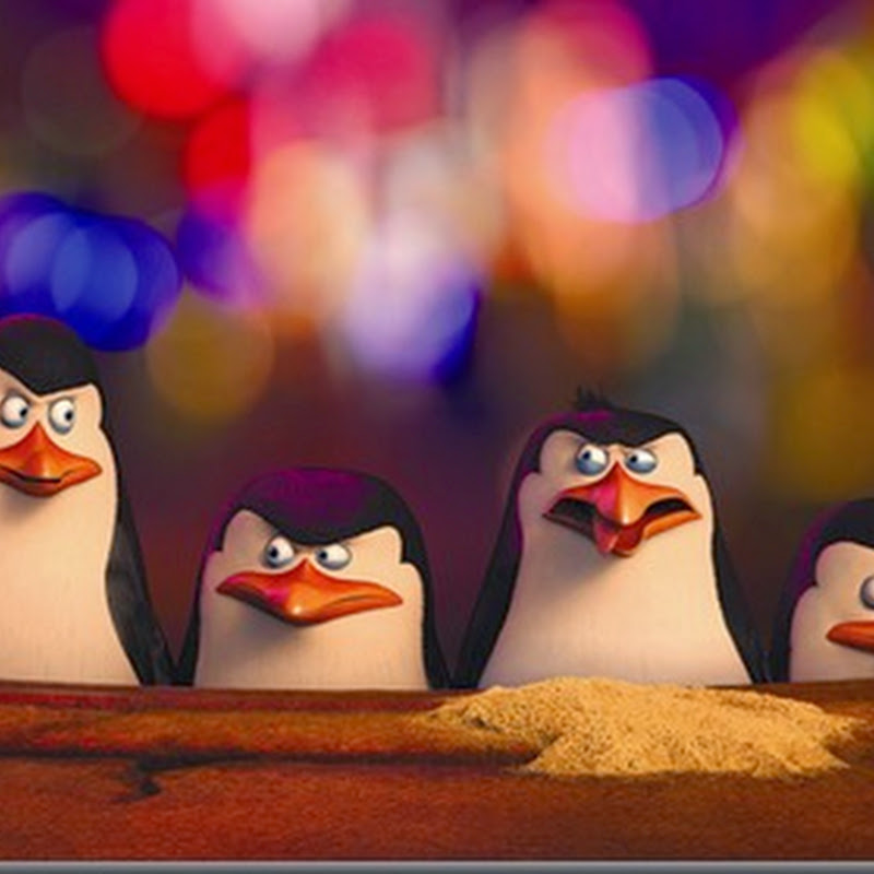Bringing The Funny : Penguins of Madagascar