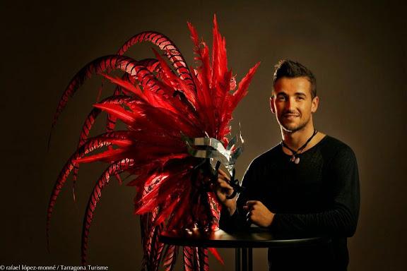 Marc Pedraza, director de Nou Ritme, comparsa de Carnaval i academia de ball.Tarragona, Tarragonès, Tarragona