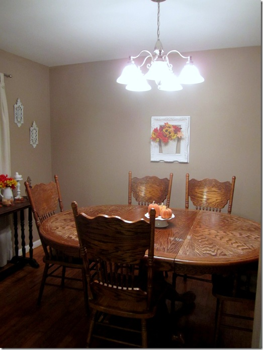 Dining Room (Fall)