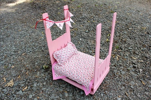 Crafty Chloe Bed
