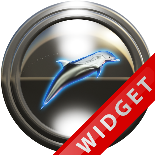 Poweramp Widget Dolphin