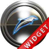 Poweramp Widget Dolphin