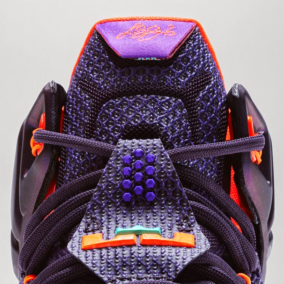 de3daac27253 Official Look at Upcoming Nike LeBron 12 8220Instinct8221 ...