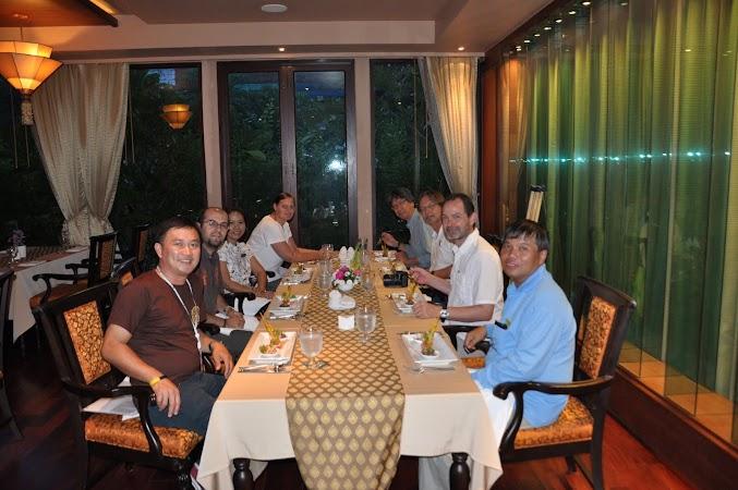Imagini Thailanda: Cina la Hotelul Siripanna din Chiang Mai, Thailanda