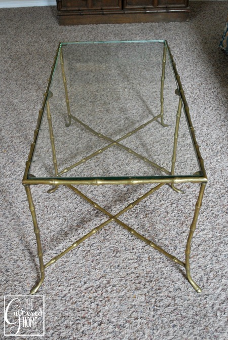 maison bagues brass bamboo table5