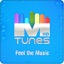 MTunes HD Bollywood Music APK icon