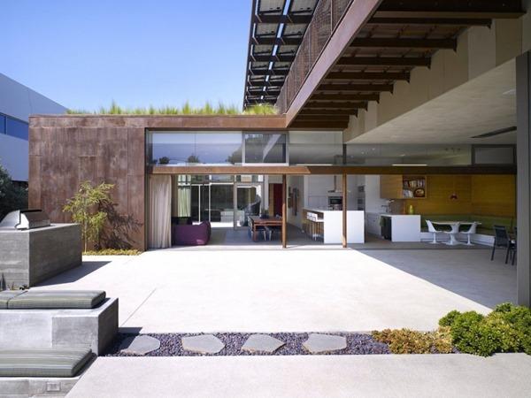 Casa sostenible yin yang brooks scarpa arquitectos for Casa moderna venezia