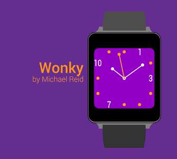 Android Wear Faces Creator Screenshot 13