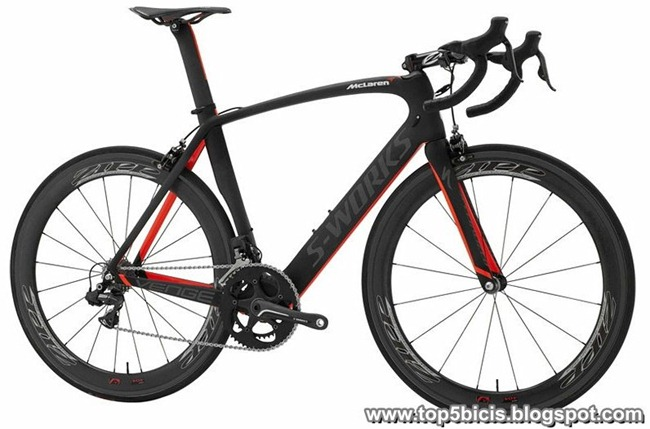 specialized S-Works   McLaren  Venge Di2