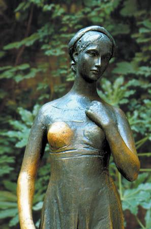 Obiective turistice Italia: Statuia Julietei din Verona