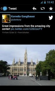 Echofon PRO for Twitter - screenshot thumbnail