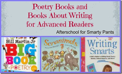 Poetry for Advanced Readers: Afterschool for Smarty Pants