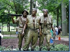 1413 Washington, DC - Vietnam Veterans Memorial