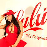 Andrea Rincon, Selena Spice Galeria 55 : Vestido Rojo y Tanga Roja – AndreaRincon.com Foto 14