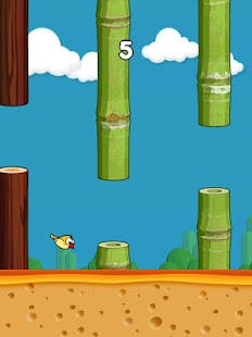 Amazing Bird Game- screenshot thumbnail