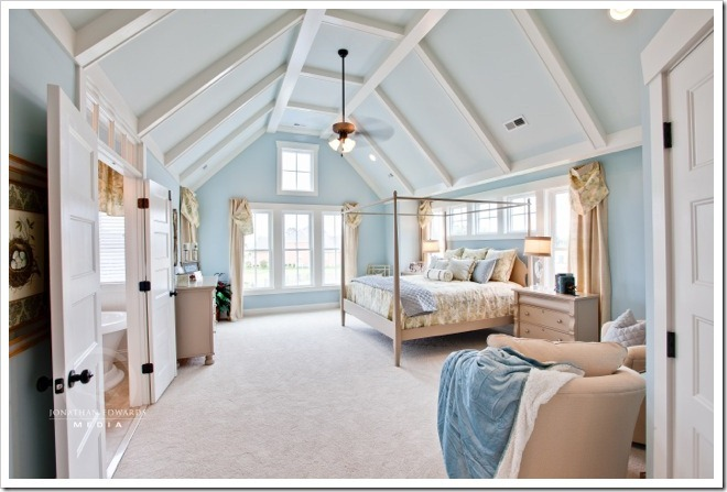 Master Bedroom -Decorating a Dream Home