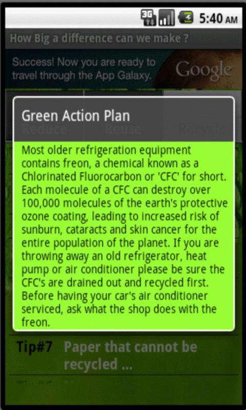 Carbon3R-Sustainable Lifestyle- screenshot