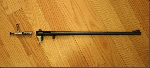 Wood Trekker: Ultralight Backpacking Rifle – The Ruta Locura