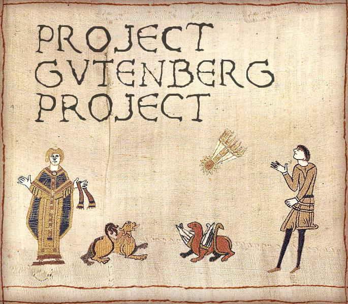 project gutenberg project