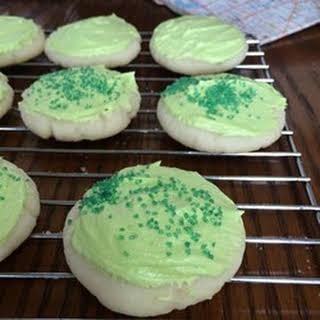 Soft Sugar Cookies IV.