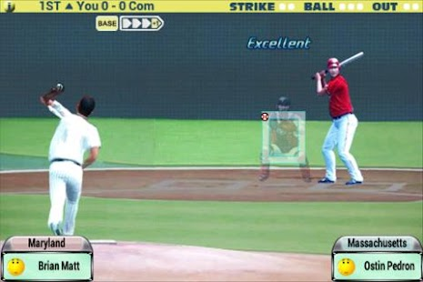 Batter VS Pitcher 2012 Lite - screenshot thumbnail