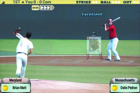 Batter VS Pitcher 2012 Lite - screenshot