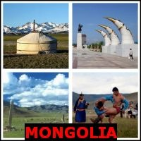 MONGOLIA- Whats The Word Answers