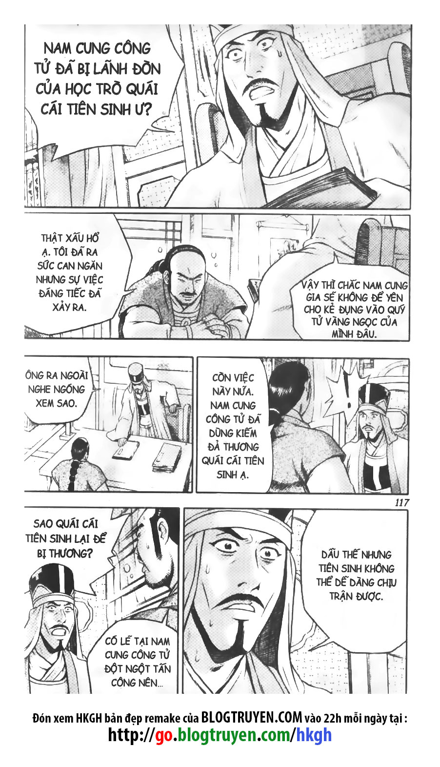 Hiệp Khách Giang Hồ Chap 313
