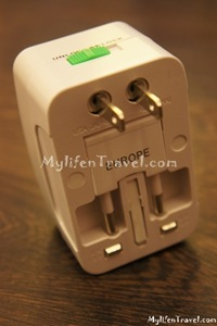 International Adapter 13