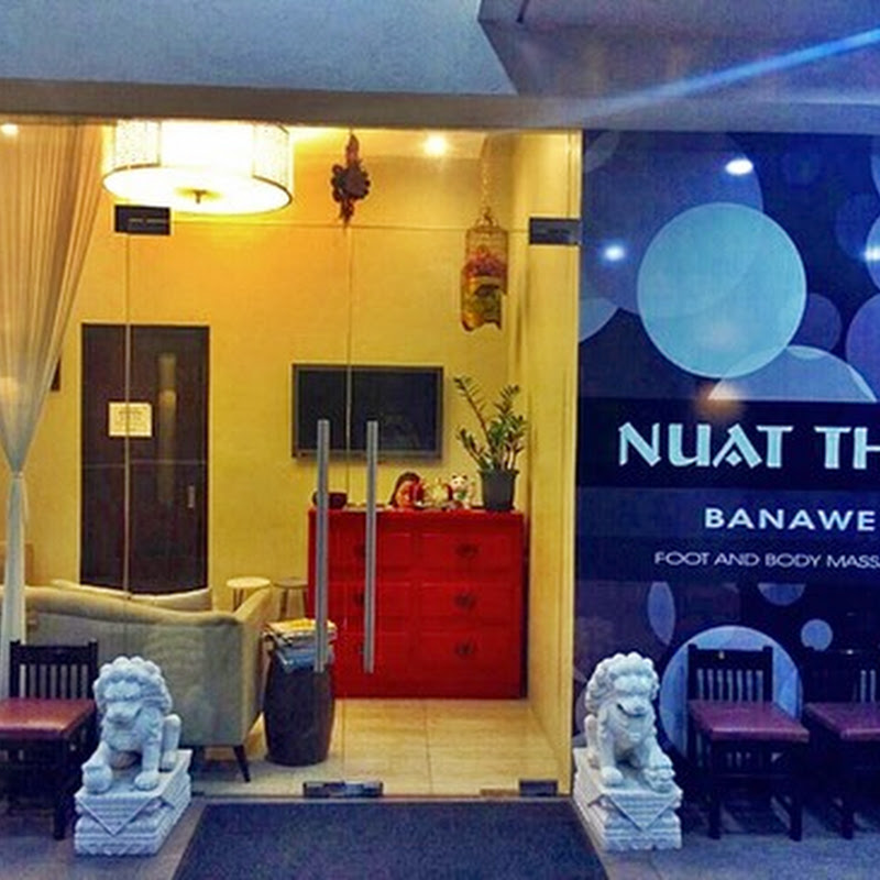 Nuat Thai: A Soothing Solution to this Backpacker's Back Pain