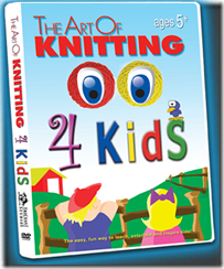 Art of knitting DVD