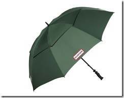 hunter paraguas hombre