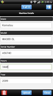 Inspecticon screenshot