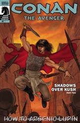 Conan el vengador 2
