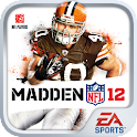 MADDEN NFL 12 by EA SPORTS™ logo