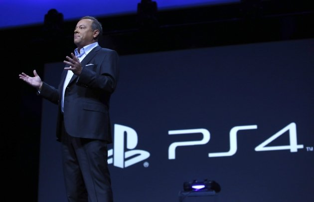 Jack Tretton Sony CEO E3 PS4