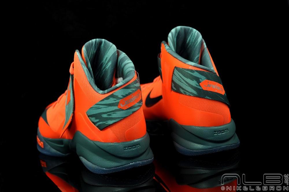 b1956849256e ... The Showcase Nike Zoom Soldier VI Orange amp Hasta Camo ...