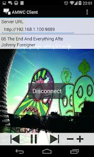 Music Web Remote Control Free - screenshot thumbnail