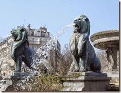 Lions place Daumesnil