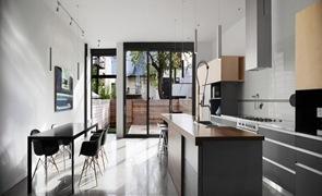 cocina-de-diseño-Casa-E3-Natalie-Dionne-Architecte