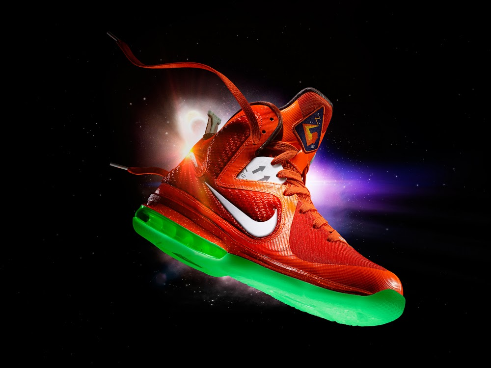 check out d1089 76bfa Nike Basketball Introduces 2012 AllStar Game Shoe for LeBron James ...