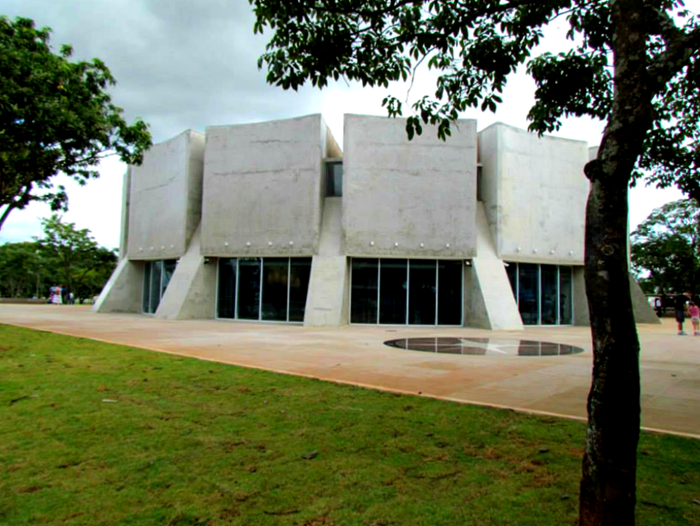 Planetário-de-Brasília