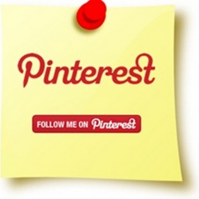 How to add a Pinterest Follow button