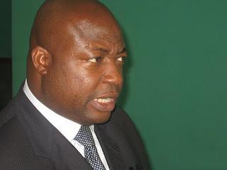 Clémént Kanku, coordonnateur de l'Union pour la Nation (une plate-forme de l'opposition congolaise). congonetradio.com