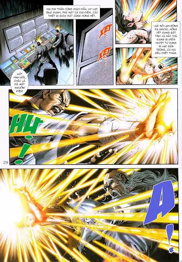 Tân Tác Long Hổ Môn Chap 230 page 28 - Truyentranhaz.net