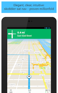 GPS Navigation & Maps - USA v7.0.1