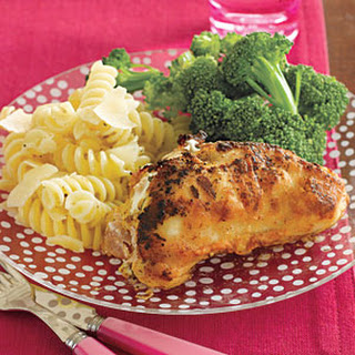Ricotta-and-Ham-Stuffed Chicken Breasts.