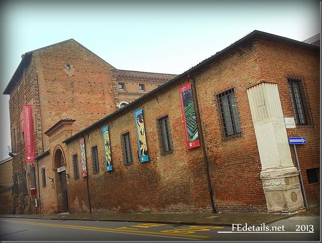 Museo Archeologico Nazionale di Ferrara - National Archaeological Museum of Ferrara, Italy, Photo2