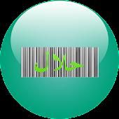 Halal Barcode Scanner UPSI
