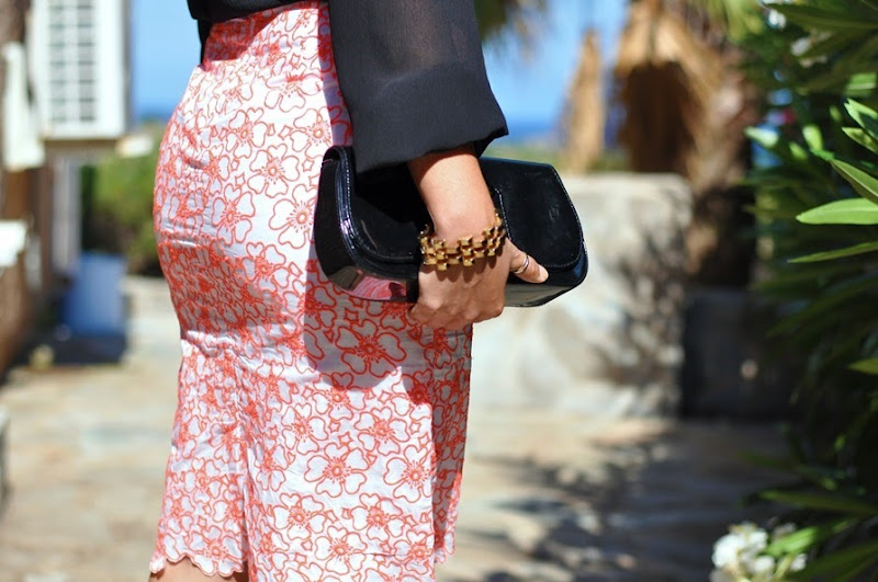 outfit, corsica, blog italiano, pensil skirt musta have autunno inverno 2013-14,  fashion blogger, street style, zagufashion
